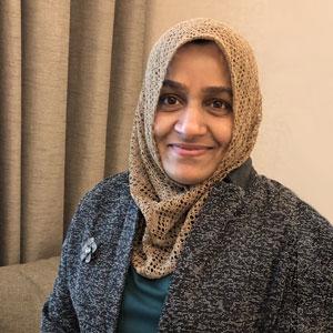 Dr. Zubaida Sayeed