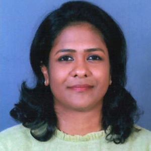 Miss. Anju P Varghese