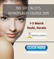 15th Specialist Rhiniplasty Course 2019