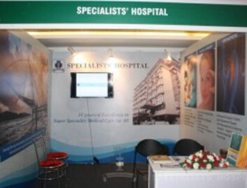 12th Specialists Rhinoplasty Course 2013 (11th - 13th January) started at Specialists' Hospital